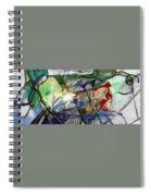 Self-renewal 23ad Spiral Notebook