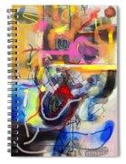 Self-renewal 23d Spiral Notebook