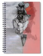Self-renewal 5b Spiral Notebook