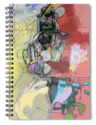 Self-renewal 5c6 Spiral Notebook