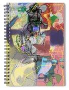 Self-renewal 5c7 Spiral Notebook