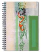Self-renewal 8a Spiral Notebook