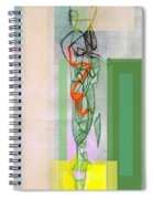 Self-renewal 8b Spiral Notebook