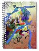 Self-renewal  9g Spiral Notebook
