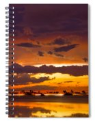 Aglow Spiral Notebook