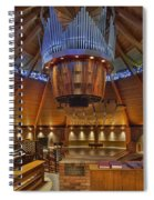 Agnes Flanagan Chapel Spiral Notebook