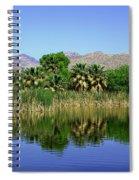 Agua Caliente Spiral Notebook