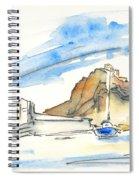 Aguilas 02 Spiral Notebook
