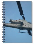Ah-1 Cobra Spiral Notebook
