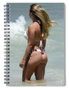 Beauty Of Brazil 1 Spiral Notebook