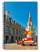 Ahh...new Orleans Spiral Notebook