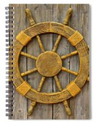 Ahoy Sailor Spiral Notebook