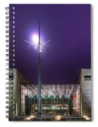 Air And Space Museum Spiral Notebook