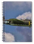 Air Apaches B-25j Spiral Notebook