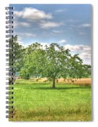 Air Conditioned Barn Spiral Notebook