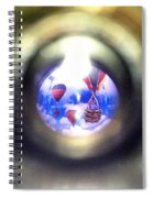 Air Peep Spiral Notebook