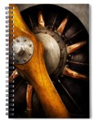 Air - Pilot - You Got Props Spiral Notebook