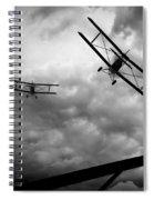 Air Pursuit Spiral Notebook