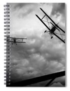 Air Pursuit Spiral Notebook