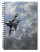Air Superiority Spiral Notebook