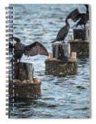 Air Time Spiral Notebook