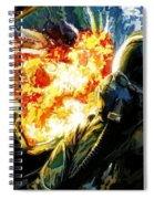 Air To Ground Spiral Notebook