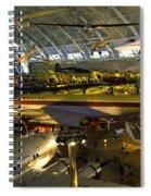 Air Traffic Spiral Notebook