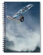 Airborn In Hawaii Spiral Notebook