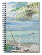 Airlie Beach  Australia Spiral Notebook