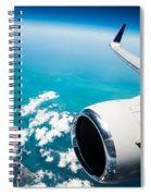 Power And Beauty Spiral Notebook