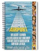 Airport Spiral Notebook
