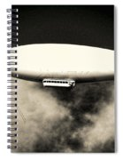 Airship Spiral Notebook