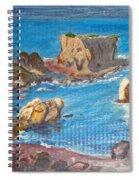 Akamas Paphos Spiral Notebook