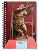 Akebono Spiral Notebook