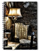 Al Capones Cell Spiral Notebook