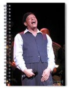 Al Jarreau Spiral Notebook
