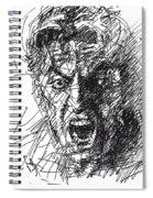 Al Pacino Spiral Notebook
