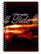 Alabama - Roll Tide Spiral Notebook