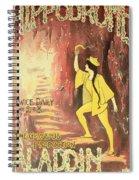 Aladdin Spiral Notebook