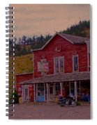 Aladin Wyoming  Spiral Notebook