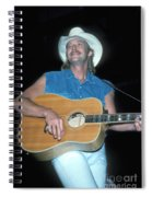 Alan Jackson Spiral Notebook