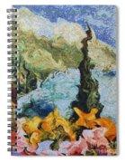 Alan Lakin's Theme Spiral Notebook