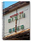 Alas Poor Dixie Spiral Notebook