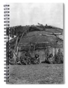 Alaska Eskimos, C1897 Spiral Notebook