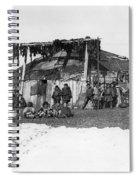 Alaska Eskimos, C1898 Spiral Notebook