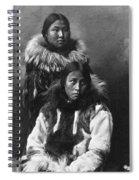 Alaska Eskimos, C1903 Spiral Notebook