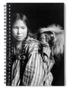 Alaska Eskimos, C1912 Spiral Notebook