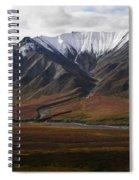 Alaska Range Spiral Notebook
