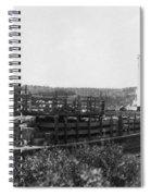 Alaska Riverboat Spiral Notebook