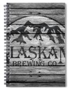 Alaskan Brewing Spiral Notebook